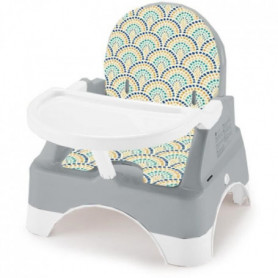 THERMOBABY EDGAR Rehausseur&marche pied Gris Charme