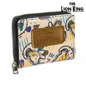 Portefeuille The Lion King 70682 Beige