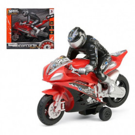 Motocyclette Speed 111629 Rouge