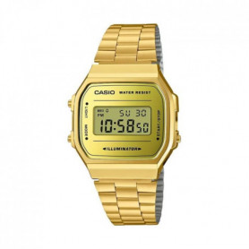 CASIO Montre Vintage Mirror Face A168WEGM-9EF