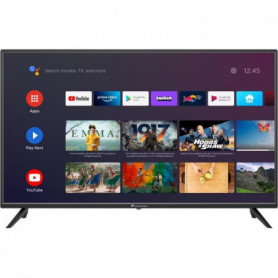 CONTINENTAL EDISON ANDROID TV LED FHD - 40 (100 cm)- Wifi-Bluetooth