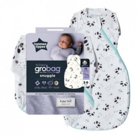 TOMMEE TIPPEE Gigoteuse d'emmaillotage x1 - 3-9m tog 2.5 - Little Pip