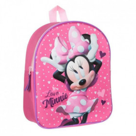 MINNIE MOUSE Sac a Dos Strong Together (3D) Enfant