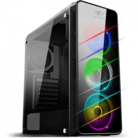SPIRIT OF GAMER Boîtier PC, Chassis Gaming Deathmatch 7