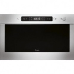 WHIRLPOOL AMW423IX - Micro-ondes encastrable - 22L - 750W