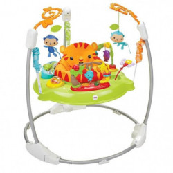 FISHER-PRICE - Trotteur Jumperoo Jungle - Sons & Lumieres